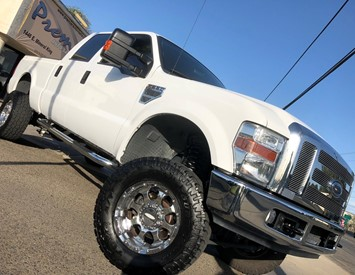 2008 Ford F-250 Super Duty diesel