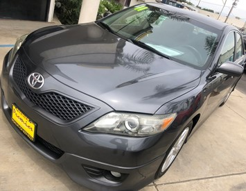 2011 Toyota Camry 4 cyl
